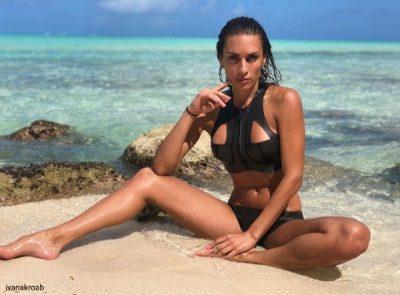 Abschied von Bora Bora mit einem leichten Yoga